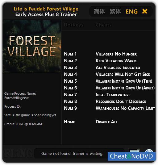 скачать читы life is feudal forest village скачать