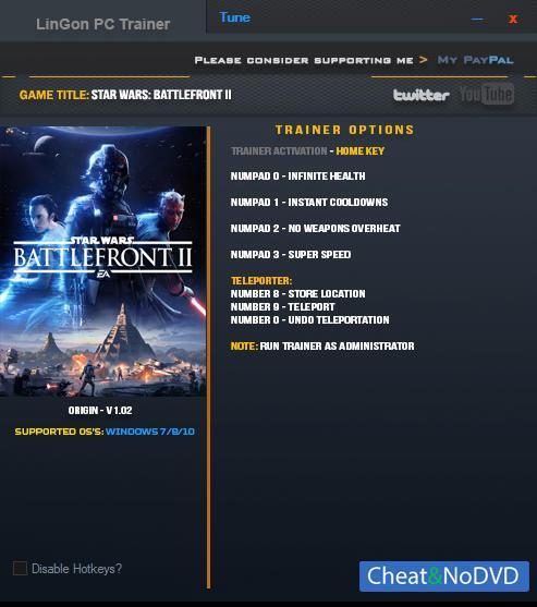 Battlefront 2 nodvd скачать