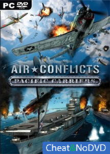 Air Conflicts: Pacific Carriers - NoDVD