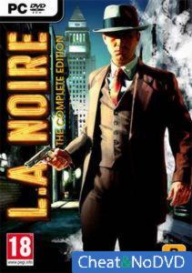 L.A. Noire - NoDVD