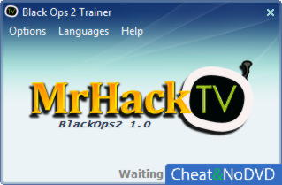 Call of Duty: Black Ops 2 трейнер +6 v1.0 {MrHackTV}
