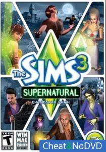 The Sims 3: Supernatural - NoDVD