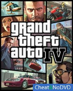 GTA 4 - NoDVD