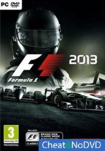 F1 2013 - NoDVD