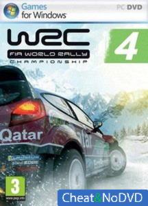 WRC 4 FIA World Rally Championship - NoDVD