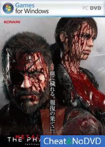 Metal Gear Solid 5: The Phantom Pain - NoDVD