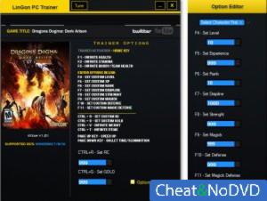 Dragons Dogma: Dark Arisen трейнер Trainer +17 v1.01 {LinGon}