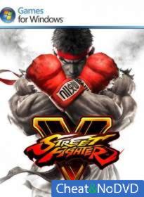 Street Fighter 5 - NoDVD