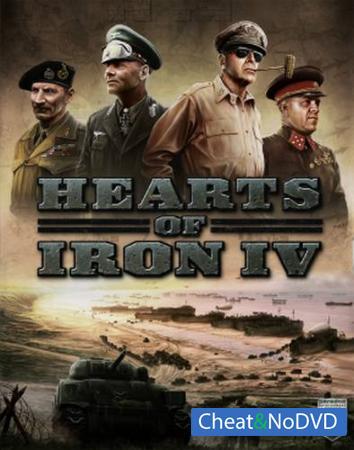 Hearts of Iron 4 - NoDVD