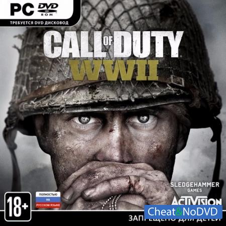NoDVD - Call of Duty: WW2