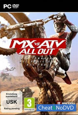 MX vs ATV: All Out - NoDVD