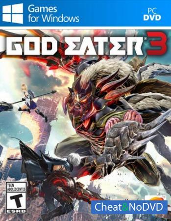 God Eater 3 - NoDVD