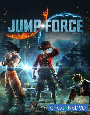 Jump Force - NoDVD