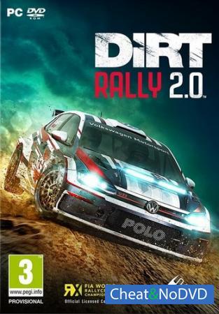DiRT Rally 2.0 - NoDVD