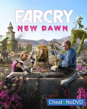 Far Cry: New Dawn - NoDVD