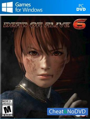Dead or Alive 6 - NoDVD