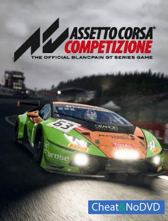 Assetto Corsa: Competizione - NoDVD