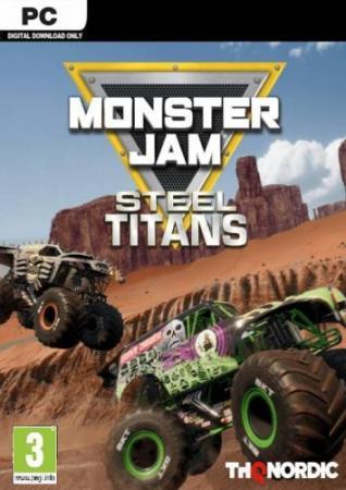 Monster Jam: Steel Titans - NoDVD