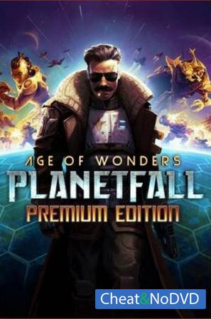Age of Wonders: Planetfall - NoDVD