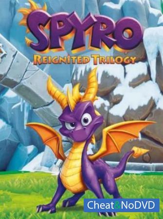 Spyro: Reignited Trilogy - NoDVD