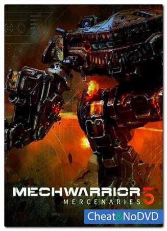 MechWarrior 5: Mercenaries  - NoDVD