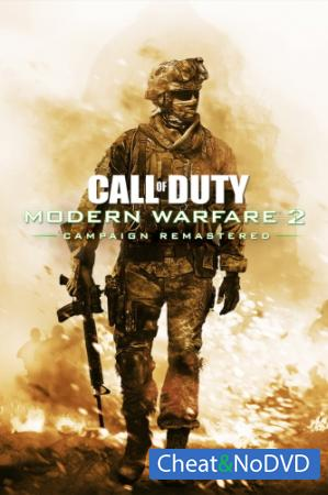 Call of Duty: Modern Warfare 2 - Campaign Remastered - NoDVD